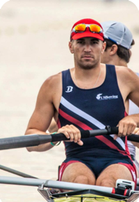 Mike Gennaro - Olympic Rower