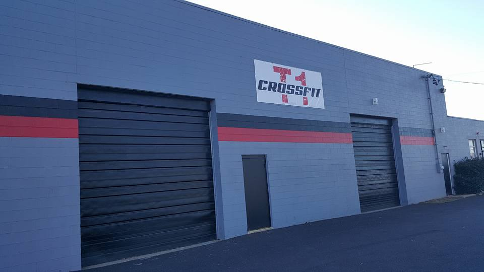 Welcome To CrossFit T1