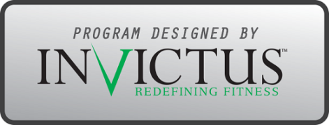 Grey Invictus Program Logo2
